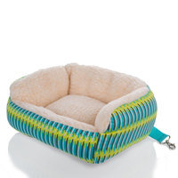 All Living Things® Small Animal Bed size: Large, Brown