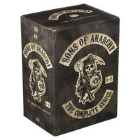 Sons Anarchy: Seasons 1-7 (dvd)