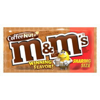 M & Ms Coffee Nut Sharing Size - 3.27 Oz