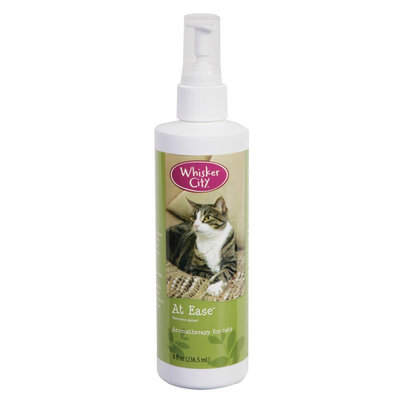 Whisker City® At Ease Cat Aromatherapy Spray