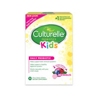 Culturelle Kid's Probiotic Chewable Berry - 30ct