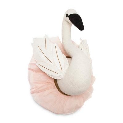 Swan Head Wall Décor - Pillowfort