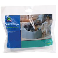 Top Paw® Dog Fountain Replacement Filter size: 4 Count