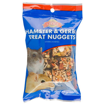 Grreat Choice® Hamster and Gerbil Treat Nuggets size: 8 Count