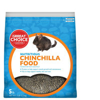 Grreat Choice Chinchilla Food