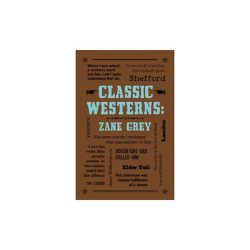 Classic Westerns Zane Grey: Riders of the Purple Sage/ the Rainbow Trail (Paperback)