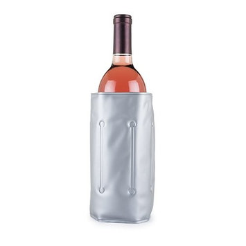 Water Bottle Chiller, Reusable Portable Cooling Ice Pack Wine Coolers