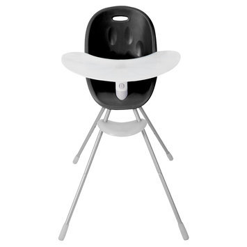 Phil & Teds Poppy High Chair, Black