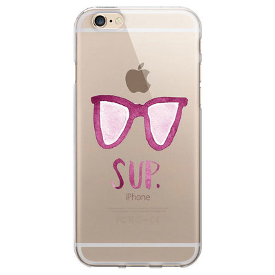 Otm Essentials iPhone 7 Clear Case - Sup Hottie