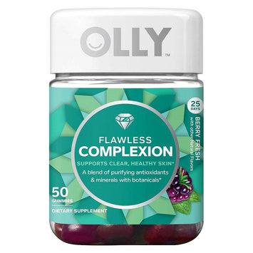 Olly Flawless Complexion Berry Fresh - 60ct