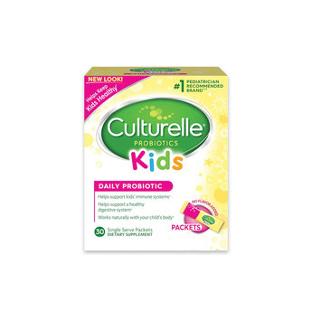 Culturelle Kid's Probiotic Packets Flavorless - 30ct