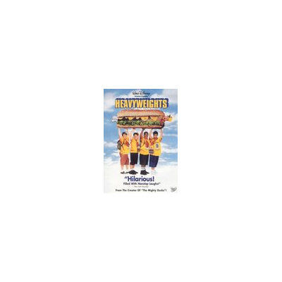 Heavyweights [dvd] (buena Vista Home Video)
