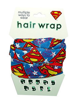 Spoontiques Superman Hair Wrap
