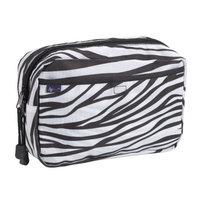 Drive Medical AgeWise Walker Rollator Caddy, Zebra