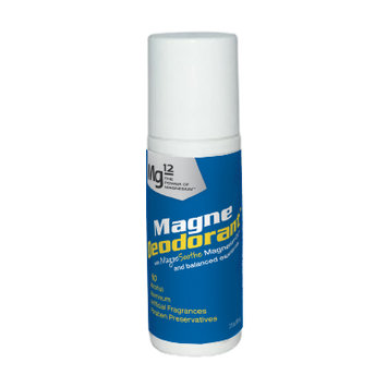 MagneDeodorant Mg12 3 oz Roll-on