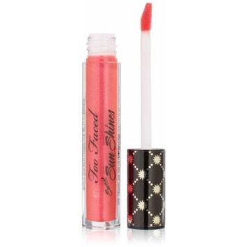Too Faced Sweet Sun Shines-Lip Gloss, Watermelon Ice (Pink), 0.10 Fluid Ounce