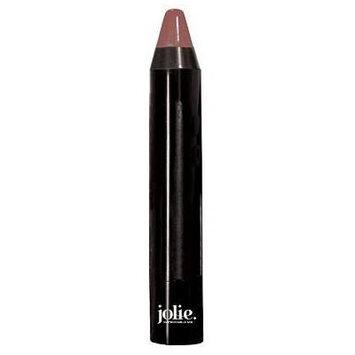 Jolie Color Stick - Moisturizing Lip Colour Crayon - Ultra Modern Jewel-like Gloss W/ Brilliant Shine (Brandy)