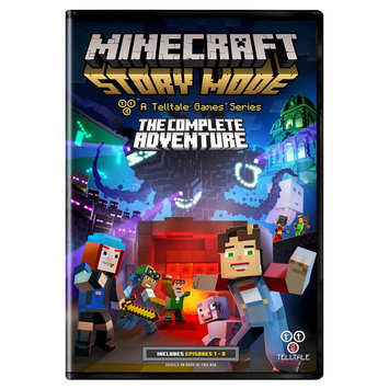 Ui Entertainment Minecraft: Story Mode-The Complete Adventure PC Games [PCG]