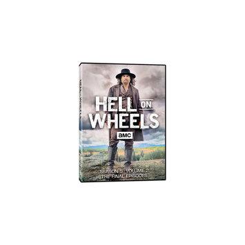 Sony Hell On Wheels-Season 5 V02-Final Episodes DVD