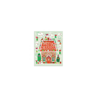Sweet Christmas Advent Calendar (Paperback)