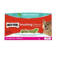 Milk Bone Brushing Chews Fresh Mini 14.14OZ