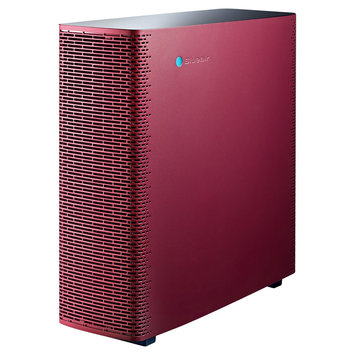 BlueAir - 11 X 24 X 23 - Air Purifier - Red