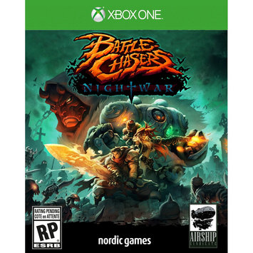 Nordic Games Na, Inc. Battle Chasers: Nightwar XBox One [XB1]