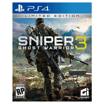 City Interactive Sniper: Ghost Warrior 3 Playstation 4 [PS4]