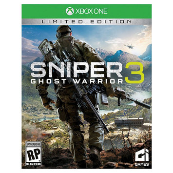 City Interactive Sniper: Ghost Warrior 3 XBox One [XB1]