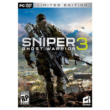 City Interactive Sniper: Ghost Warrior 3 PC Games [PCG]
