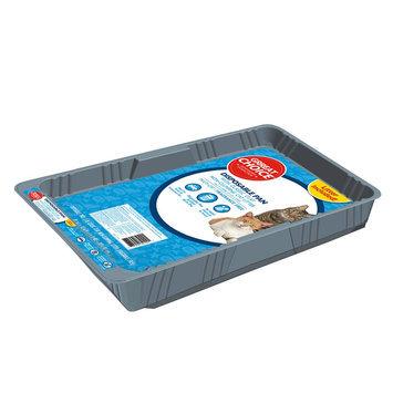 Grreat Choice® Disposable Litter Box, Gray