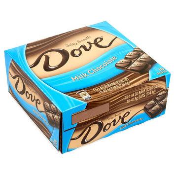 Dove Chocolate Dove Milk Chocolate 18 Count