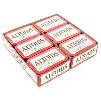 Wrigley Altoids Peppermint Mints 1.76 oz 12 Count