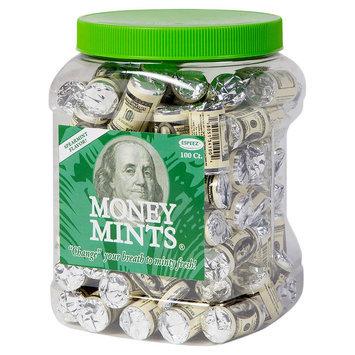 Espeez Money Mints, 100-Piece Tub