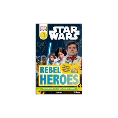 Star Wars - Rebel Heroes (Hardcover) (Shari Last)