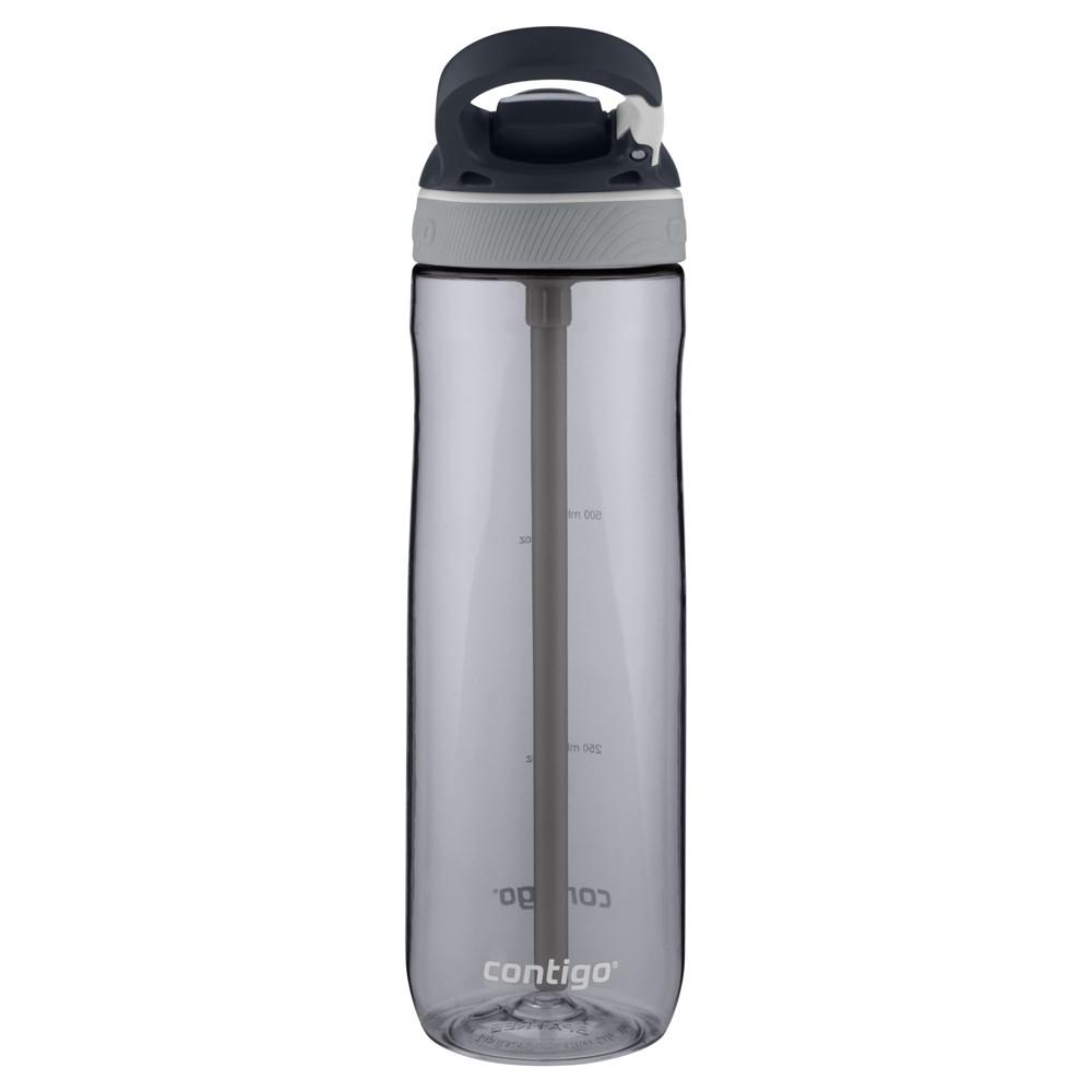 Contigo Ashland Water Bottle 24oz - Smoke, Smoke Gray