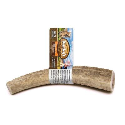 Dentley's® Nature's Chews Natural Flavor Large Breed X-Large Elk Antler Dog Treat size: X Large
