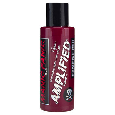 Manic Panic Amplified Hair Dye - Vampire Red