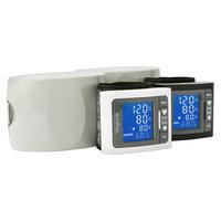 Vitagoods Wrist Blood Pressure Monitor & Black Case