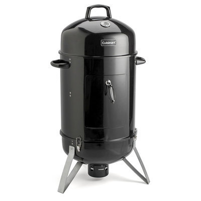 Fulham Group Cuisinart Vertical 18-inch Charcoal Smoker