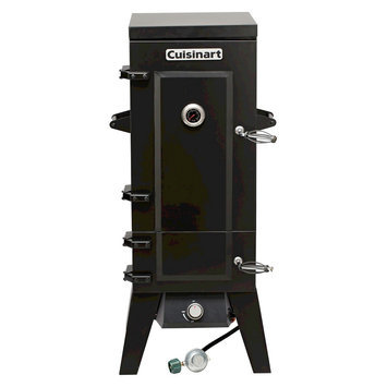 Fulham Group Cuisinart Vertical 36-inch Propane Smoker