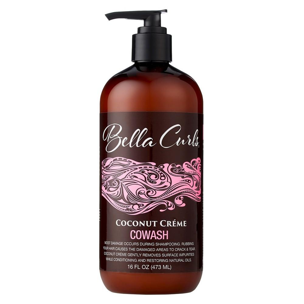 Bella Curls Coconut Crème CoWash - 16 fl oz