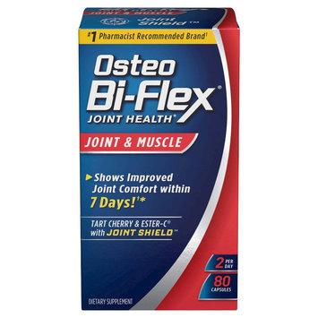 Ambassadors Club OSTEO BI-FLEX JOINT AND MUSCLE HEALTH 80 CAPSULES