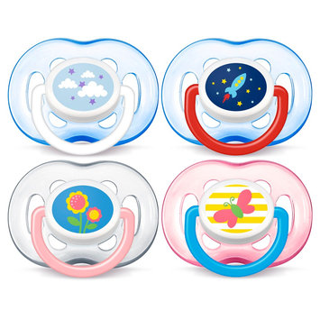 Philips Avent Pacifier Multi-colored