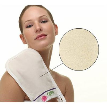 Baiden Mitten Superior Exfoliator Glove,Facial, Body Scrub,Best Firming Dry Skin Treatment,Repair Wrinkles Remove Blackheads Scars,Professional Grade (1pack)