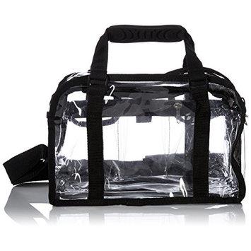 Clear Vinyl Makeup Cosmetic Beauty Storage Bag Case