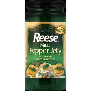 Reese Jelly, Mild, Pepper, 10 OZ (Pack of 2)