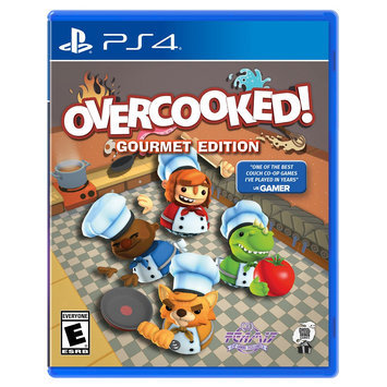 Ui Entertainment Overcooked Playstation 4 [PS4]