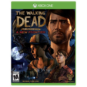Whv Games Walking Dead Telltale Series New Frontier XBox One [XB1]