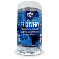 Amino Vital Rapid Recovery Amino Acids + Complex Carbohydrates Natural Blueberry Flavor - 8.14oz